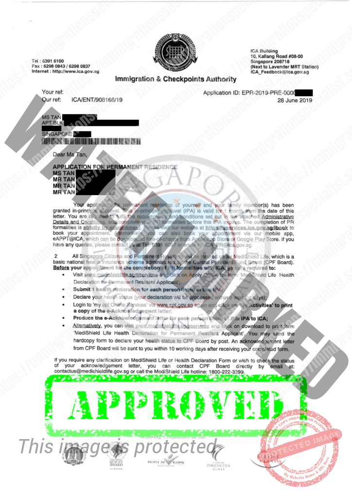 ICA Approval Letter 6